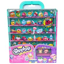 Shopkins Collectors Case - Season 5 Green