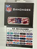 NFL New York Giants Game Day Bandages