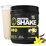 Hot Vita Protein Shake for Women – Gluten and Sugar Free Whey Protein Isolate Powder (Vanilla) Review