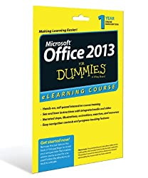 Office 2013 for Dummies Elearning Course