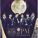 REPUBLIC OF 2PM(regular)