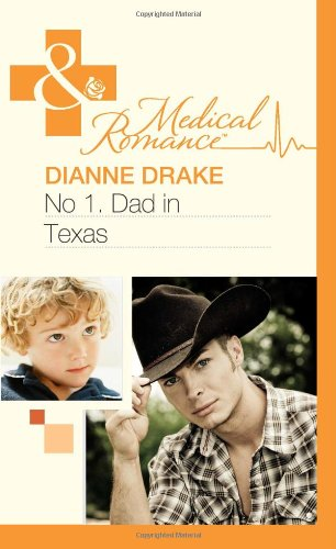 book cover of Diamond Ring for the Ice Queen / No.1 Dad in Texas