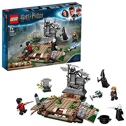 레고 (LEGO) 해리포터 볼드 모트의 부활 75965