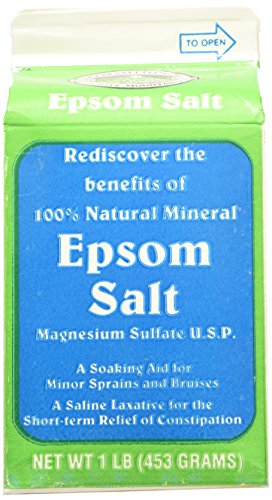 Epsom Salt 16 Oz