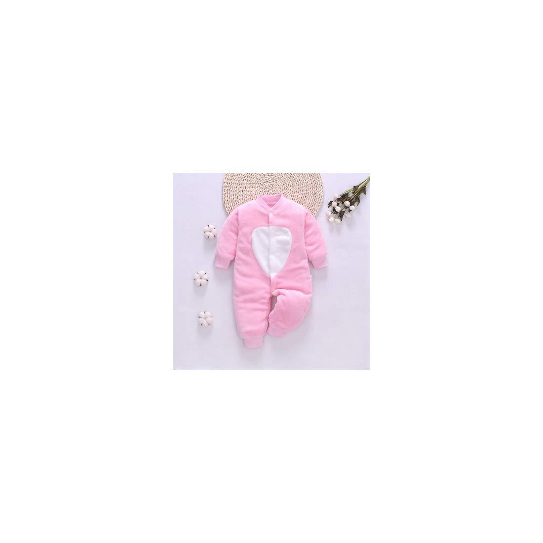 aoliaoyudonggha Mono Unisex de Franela Suave para beb/é reci/én Nacido