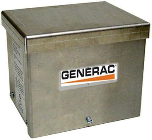 B009TNTVEA Generac 6343 30-Amp 125/250V Raintight Aluminum Power Inlet Box 51sVmSURSpL.