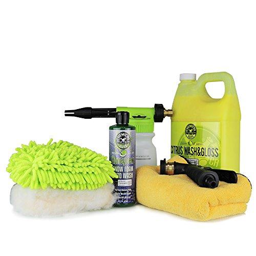 Chemical Guys HOL_302 Foam Blaster 6 Foam Wash Gun Kit (7 Items) (Blaster Spray)