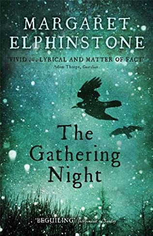 book cover of The Gathering Night