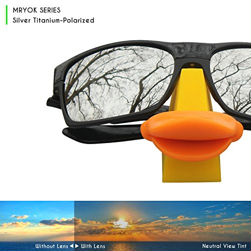 3f01cc7853e Mryok Polarized Replacement Lenses for Oakley Flak Jacket XLJ - Import It  All