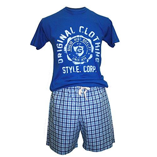 free shipping Pijama Giulio Original Azul - dynamicdirect.com d46e35807ea1