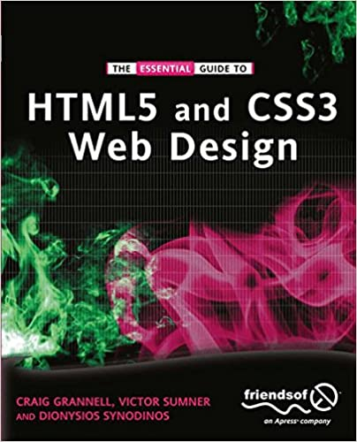 Html5 Books Sue Brandreth S Learning Resources