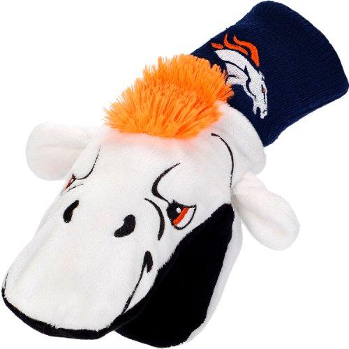 Denver Broncos Mascot Mitten ()