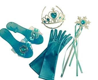 Ice Princess Costume Accessories
