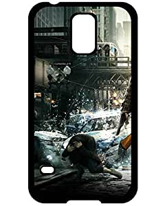8544802ZA312105343S5 New Cute WATCH_DOGS Samsung Galaxy S5 phone Case Cover