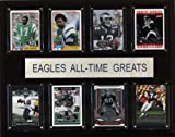 NFL Philadelphia Eagles All-Time Greats Plaque