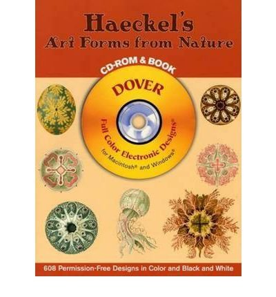 Read Online Haeckel's Art Forms from Nature (Dover Electronic Clip Art) (Mixed media product) - Common PDF