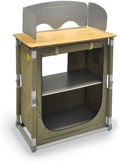 CON.VER Mueble Cocina para Camping Alpin. Dimensiones: 75 x ...