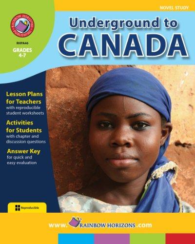 (Underground to Canada - Novel Study)