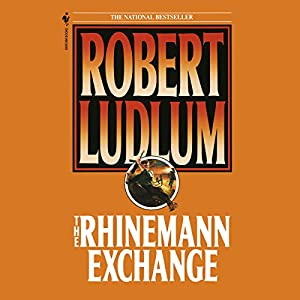 The Rhinemann Exchange Hörbuch