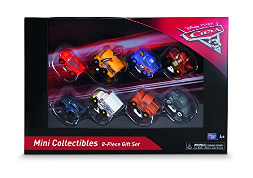Review Cars Vehicle Gift Set