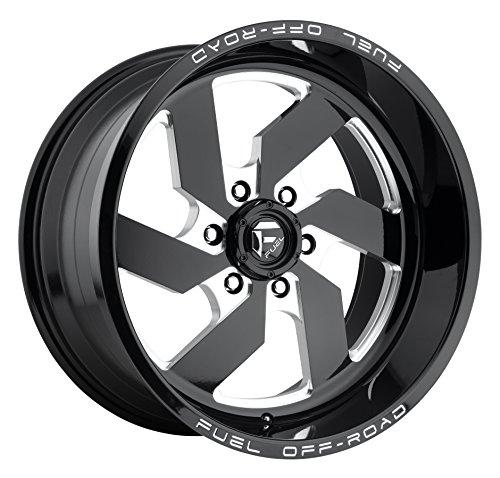 Milled Wheel