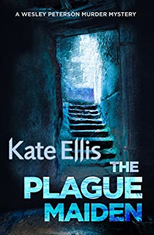 book cover of The Plague Maiden