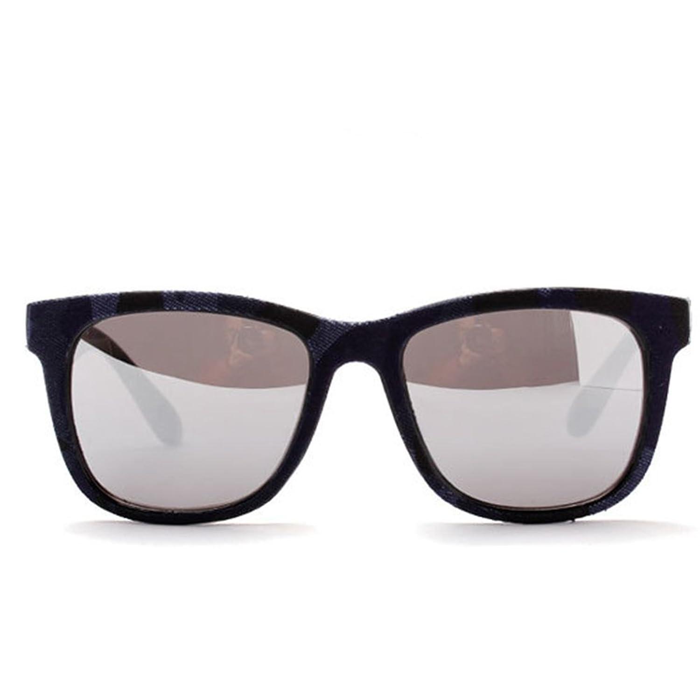 ZhuoTai The New Meters Nails Round Retro Sunglasses Colorful Sunglasses Unisex