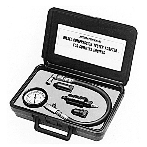 Tool Aid S& G 34860 Diesel Engine Compression Tester Set S&G Tool Aid