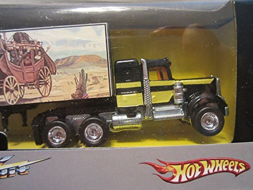 Hot Wheels '75 KENWORTH Semi Trailer