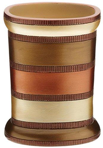 Popular Bath Contempo Spice Bath Collection - Bathroom Tumbler Cup by PBP