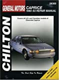 Caprice, 1990-93, Chilton Automotive Editorial Staff, 0801984211