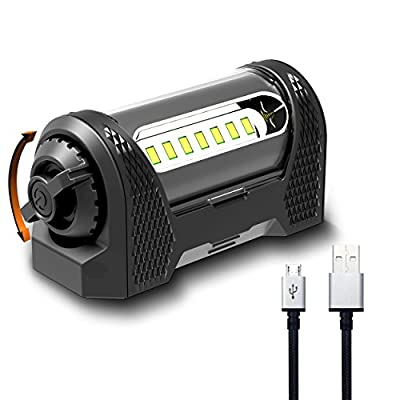 Rota-Light - Premium Magnetic Work Light w/9-Hour Battery Life