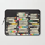 vhs protective sleeves - Eratio VHS Stack Neoprene Protective Laptop Sleeve 15 Inch Macbook Air Case Macbook Pro Sleeve and 15 Inch Laptop Bag Cover