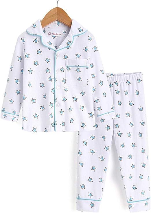 Boy Pjs Pijamas Set Boy Pijamas de Invierno Pijamas para niños ...