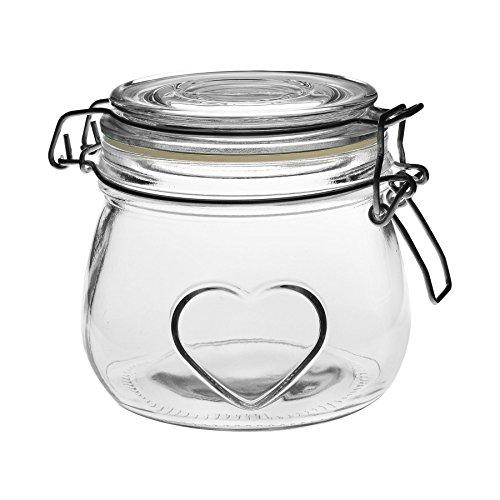 heart candy jar - 5