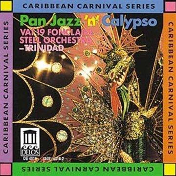 Pan Jazz 'N' Calypso by NAXOS OF AMERICA INC