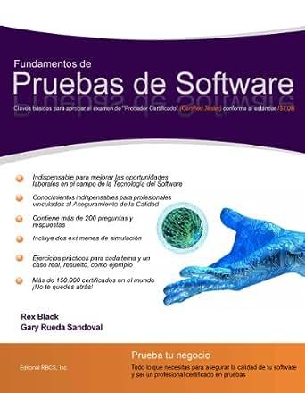 Fundamentos De Pruebas De Software Spanish Edition Rex Black