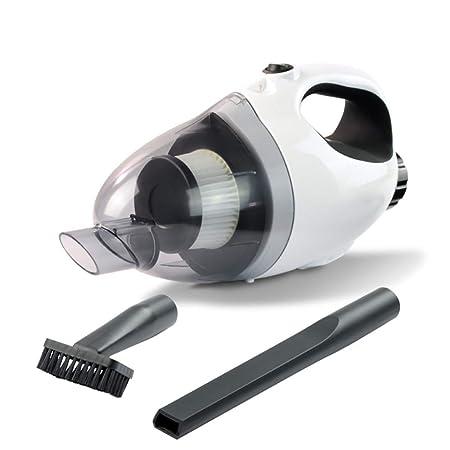 XHLLX Aspirador De Coche, Reduce El Ruído Filtro Lavable Succión Fuerte 7.4 Batería De Litio Ser Aplicable SUV/Casa/Oficina: Amazon.es: Hogar