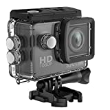 SJCAM SJ4000 Action Camera 12MP 1080P Waterproof Sport Camera 2.0″ Screen Display FHD Sports Camcorder with Waterproof Case – Black Review