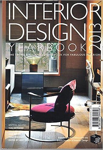 Interior Design Yearbook 2013 Consumer Edition 2013 In