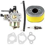 9hp carburetor - FitBest Carburetor for Honda GX240 GX270 8HP 9HP Engines Replaces 16100-ZE2-W71 1616100-ZH9-820 Carb