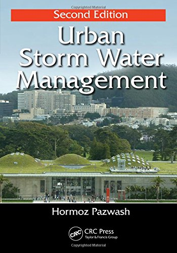 Urban Storm Water Management - Sewer Storm