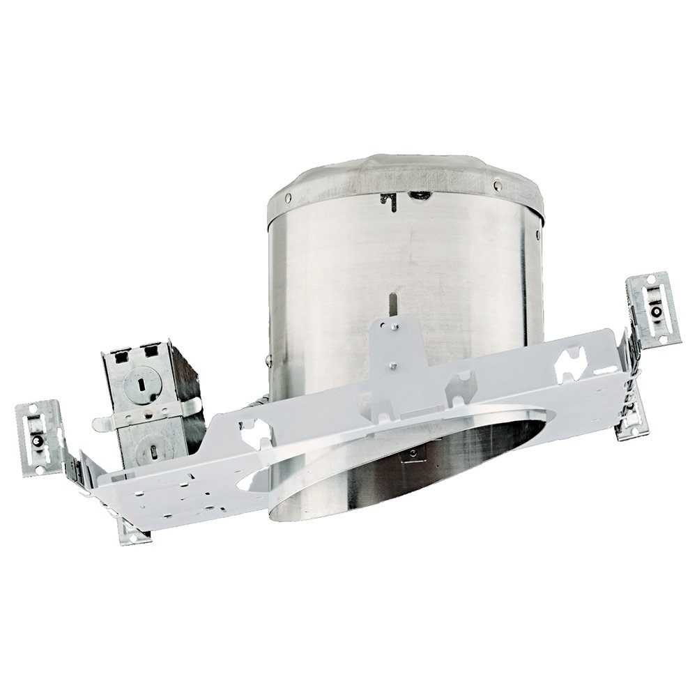 NICOR Lighting 6-Inch IC Rated Sloped Recessed Lighting Housing (17022A) by NICOR Lighting (Image #1)