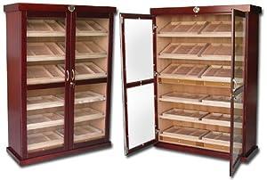 Amazon.com: Prestige Import Group - The Bermuda Cabinet Display ...