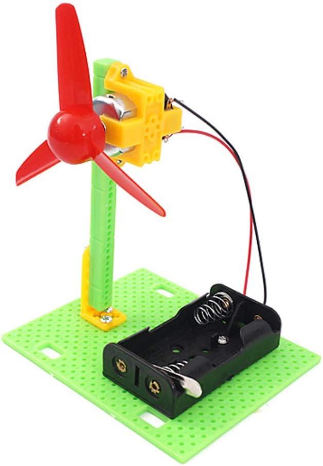 Astrryfarion Divertido Juguete Educativo, Ventilador Solar de ...