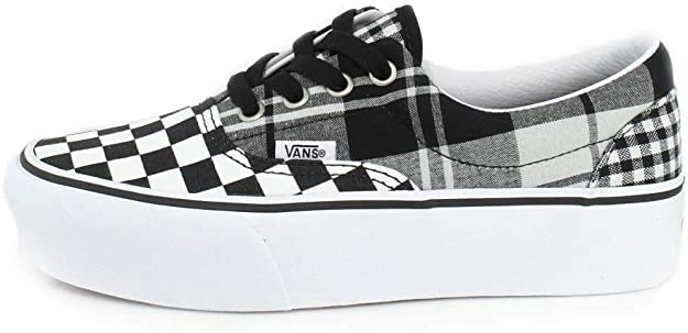 Vans Sneaker Ua Era Platform Women Schwarz Damen: