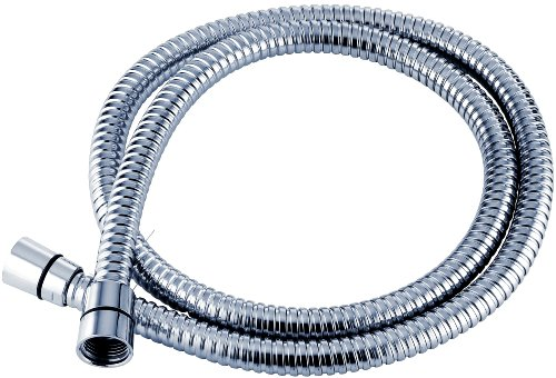 Triton 1.25m Anti-Kink Shower Hose - Chrome by Triton ()