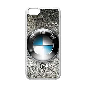Generic hard plastic Bayerische Motoren Werke AG Logo Cell Phone Case for iPhone 5C White ABC8354137