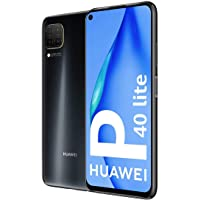 Huawei P40 Lite smartfon 128 GB, 6 GB RAM, Dual Sim, czarny