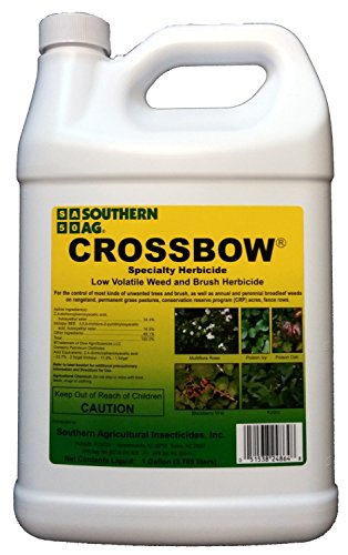 Southern Ag 100520254 Crossbow Specialty Herbicide, 1 Gallon (Best Weed And Brush Killer)